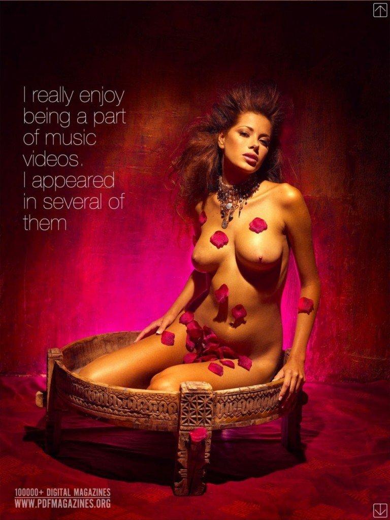 Aida Yespica Naked 005