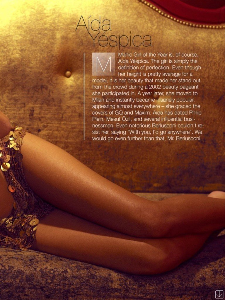 Aida Yespica Naked 006