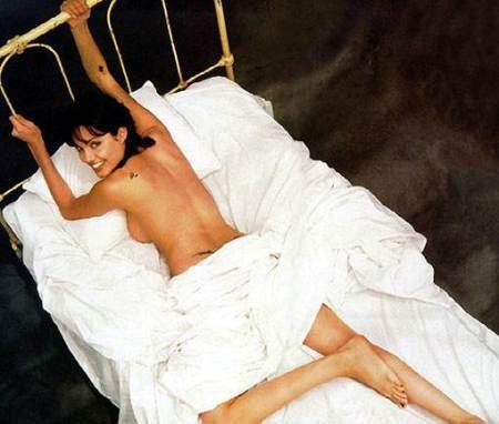 Angelina Jolie Naked 42 Photos #TheFappening
