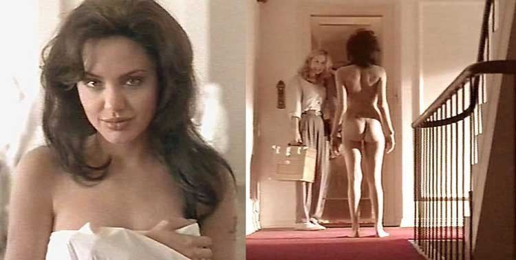 Angelina jolie completely nude in pictures porno photo