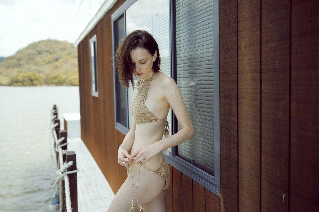 Clara Rosager and Corrie Lejuwaan Naked (23 Photos)