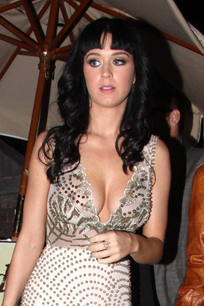 Katy Perry Boobs and Nipples (8 Photos)