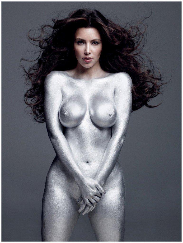 Kim Kardashian Naked (3 New photos)