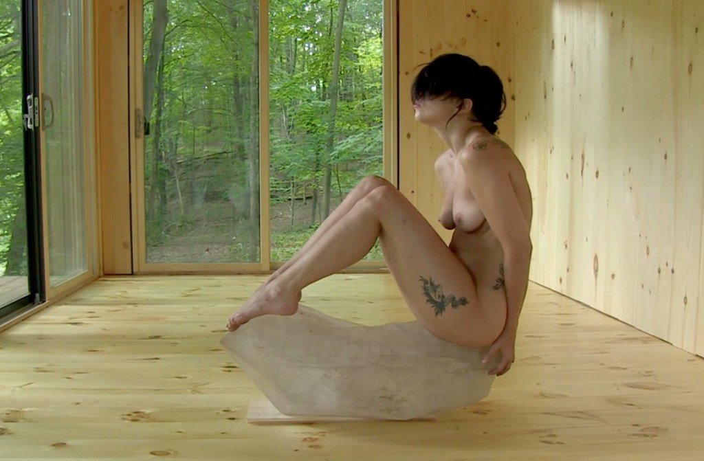 Lady Gaga Naked 022