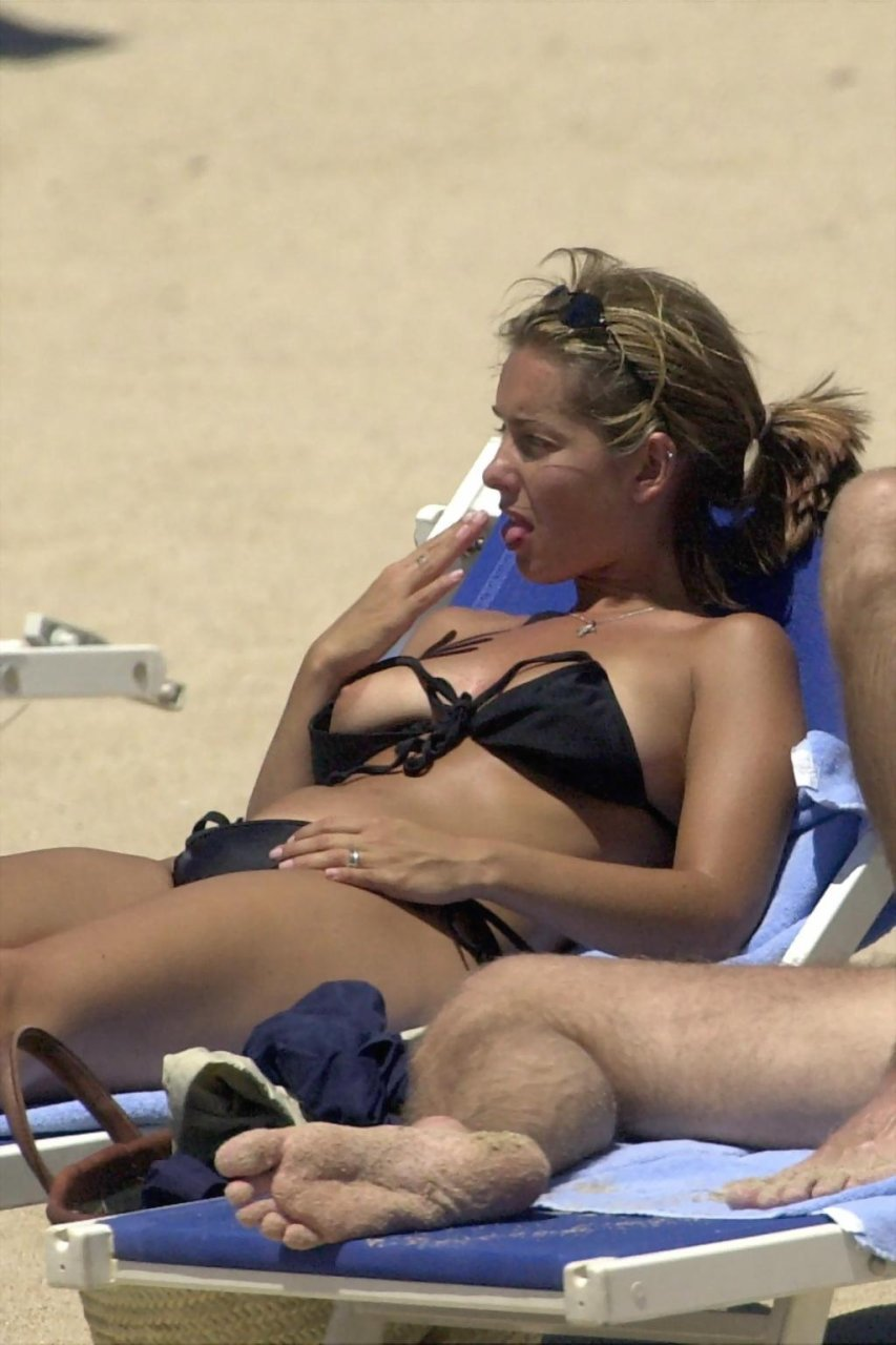 Louise Redknapp Nude