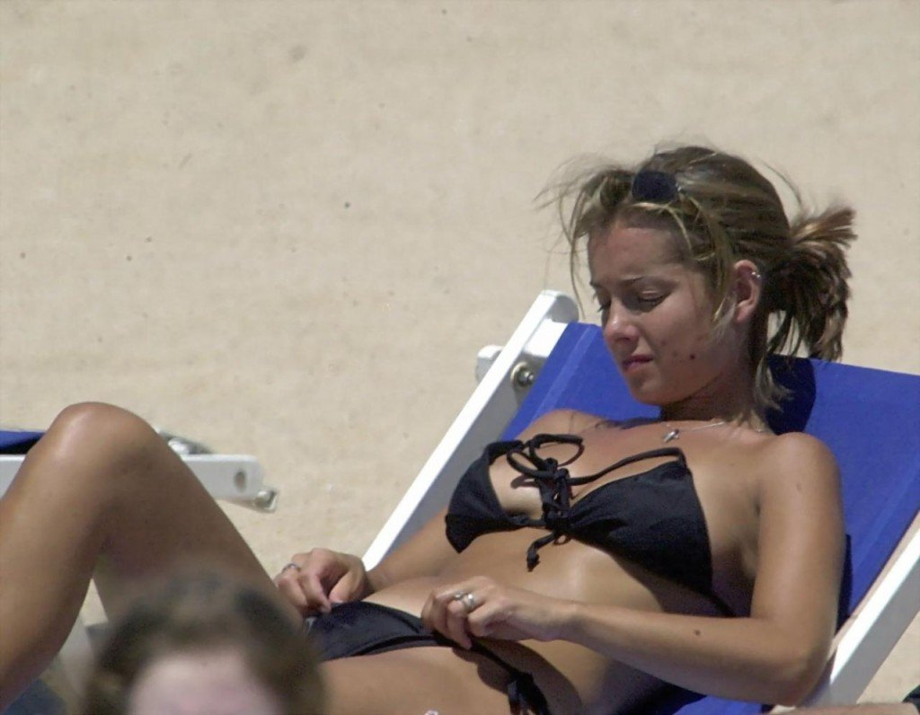 Louise Redknapp Topless (7 Photos)