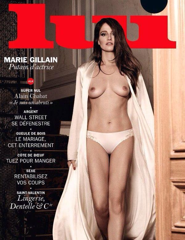 Marie Gillain Topless (1 Photo)