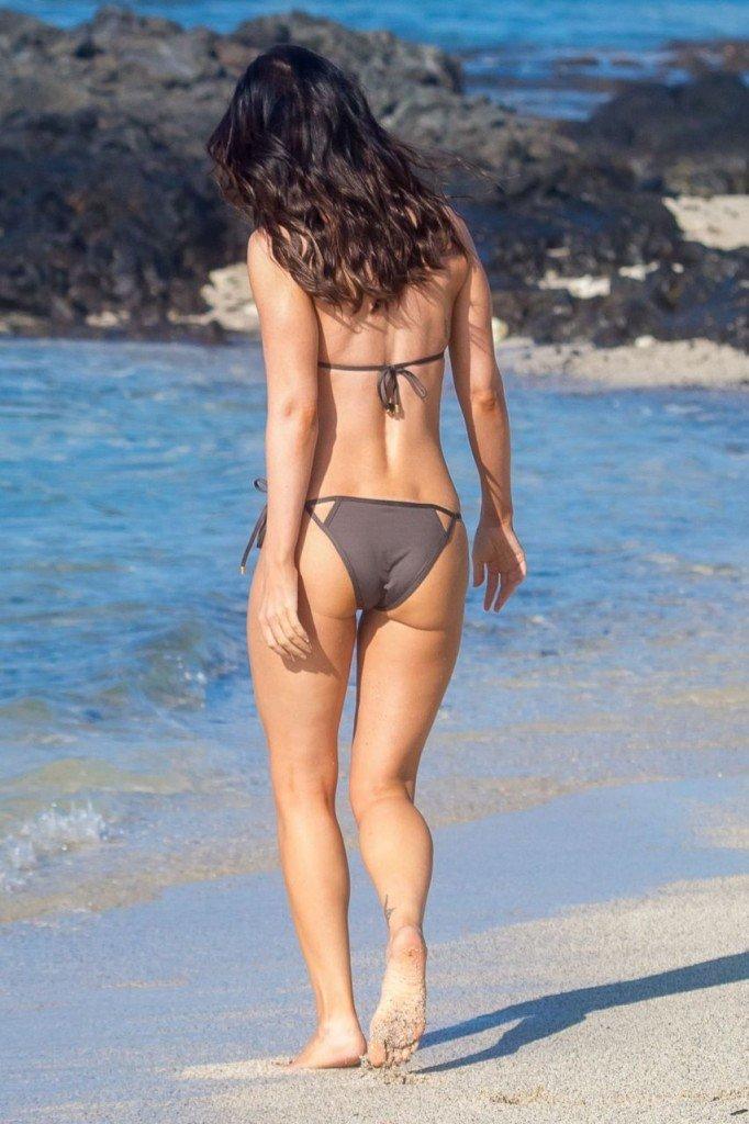 Megan Fox Cameltoe in Bikini 05