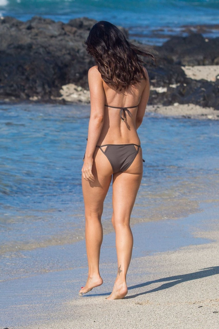 in bikinis fox Megan