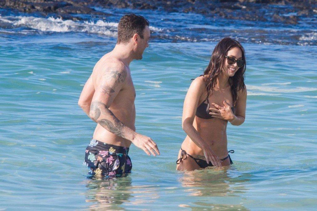 Megan Fox Cameltoe in Bikini 29