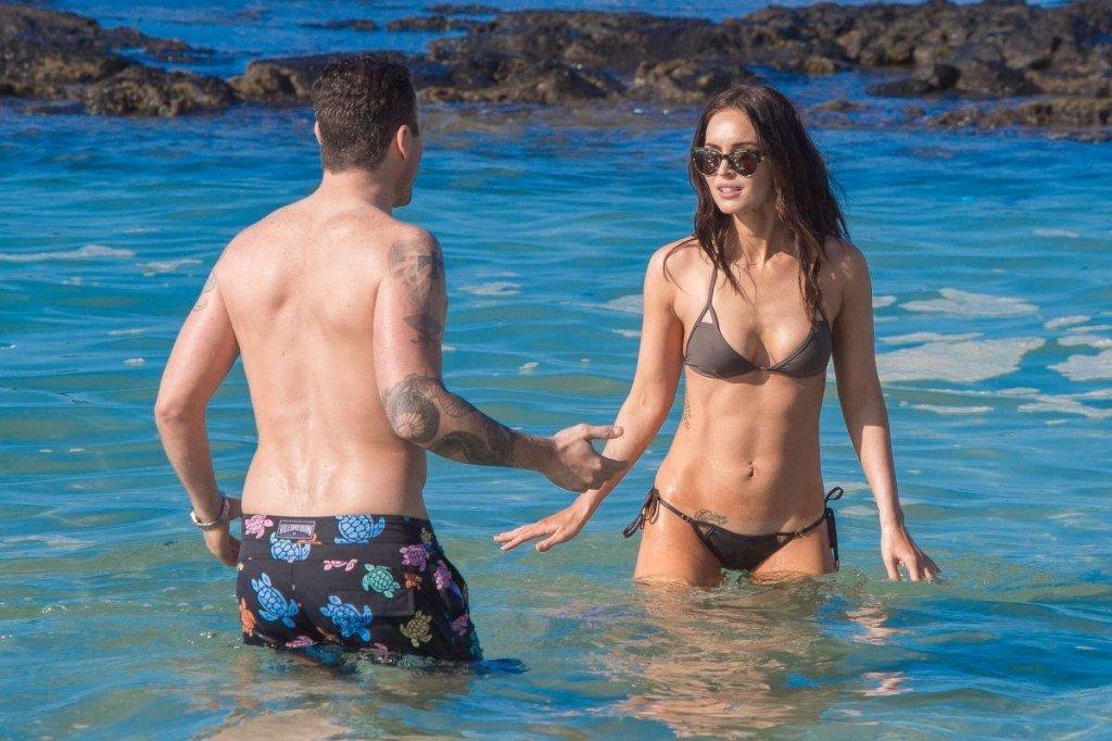 Megan Fox Cameltoe in Bikini 31