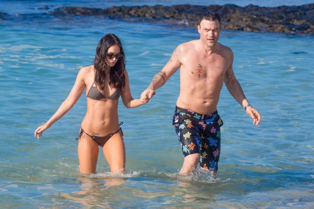 Megan Fox Cameltoe in Bikini 40