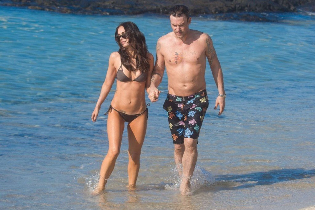 Megan Fox Cameltoe in Bikini 41