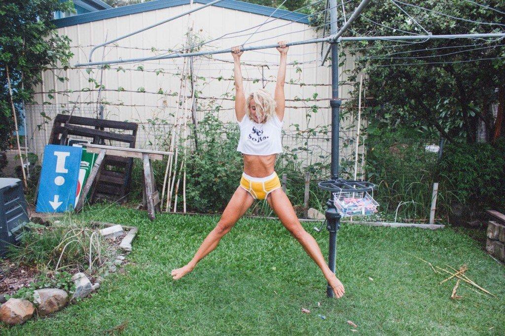 Sally Mustang Naked 19