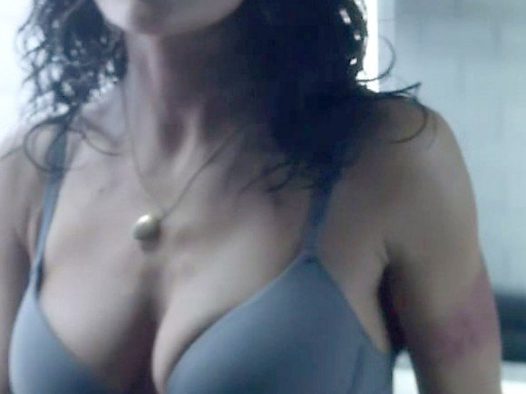 Salma hayek naked breasts