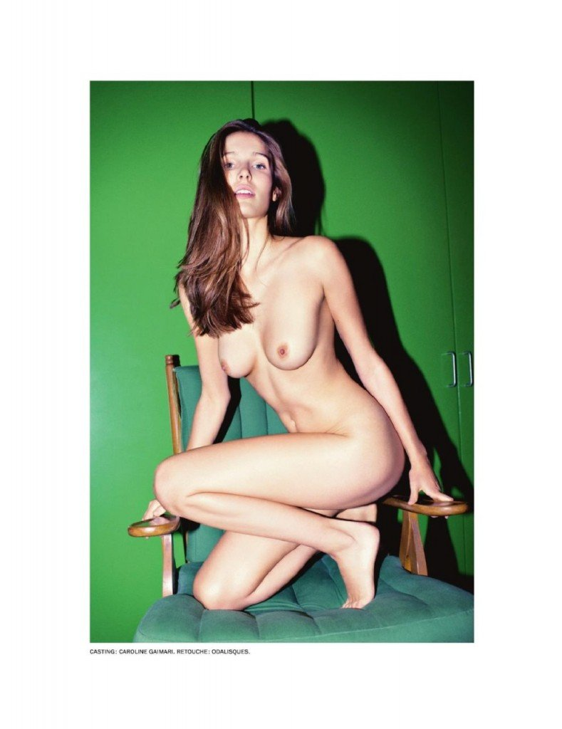 Teresa Dilger Naked 06