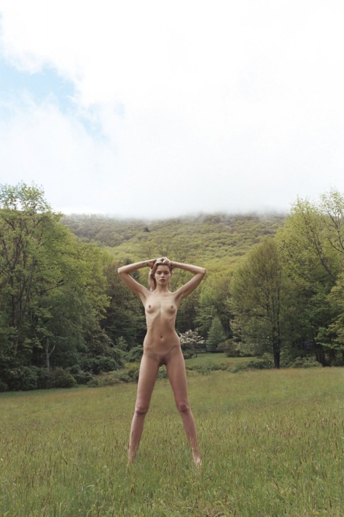 Abbey Lee Kershaw Naked 14