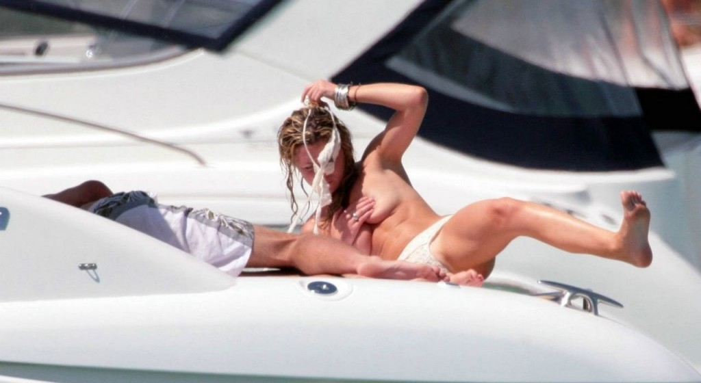 Abigail Clancy Topless (6 Photos)
