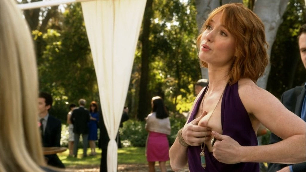 Alicia Witt Topless 01