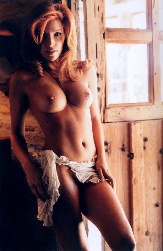 Angelica Bridges Naked (8 Photos)