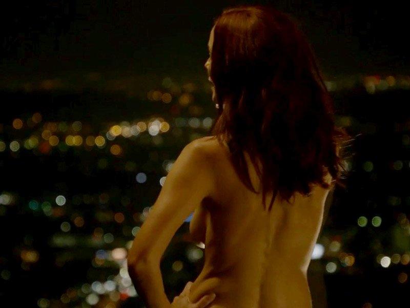Annie Wersching  nackt