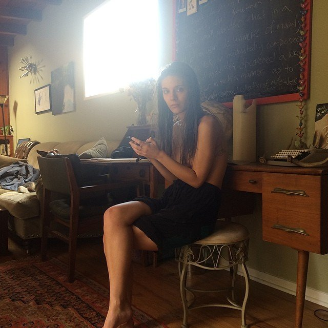 Stasey naked caitlin On Actress