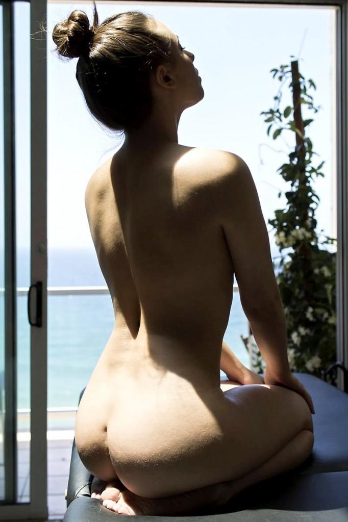 Casey Calvert Topless 01