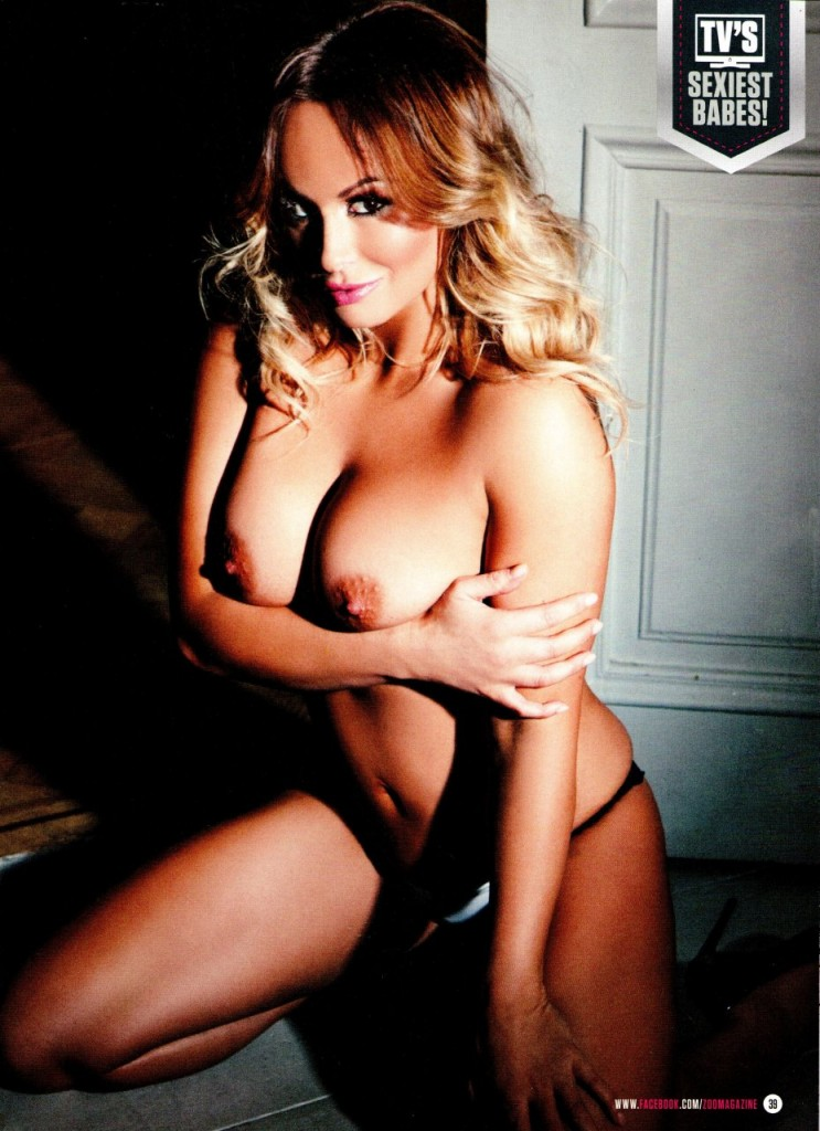 Chanelle Hayes Naked 11
