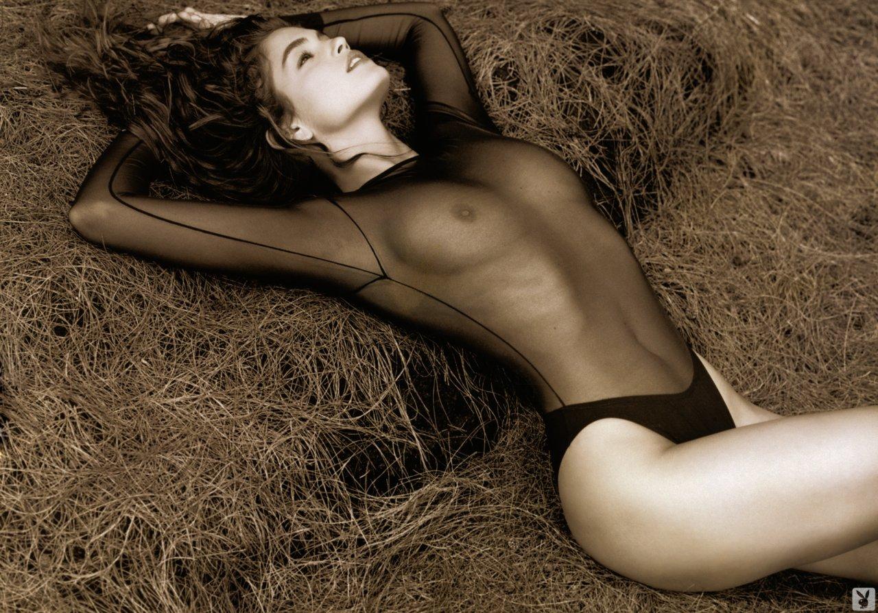 Naked photo supermodel