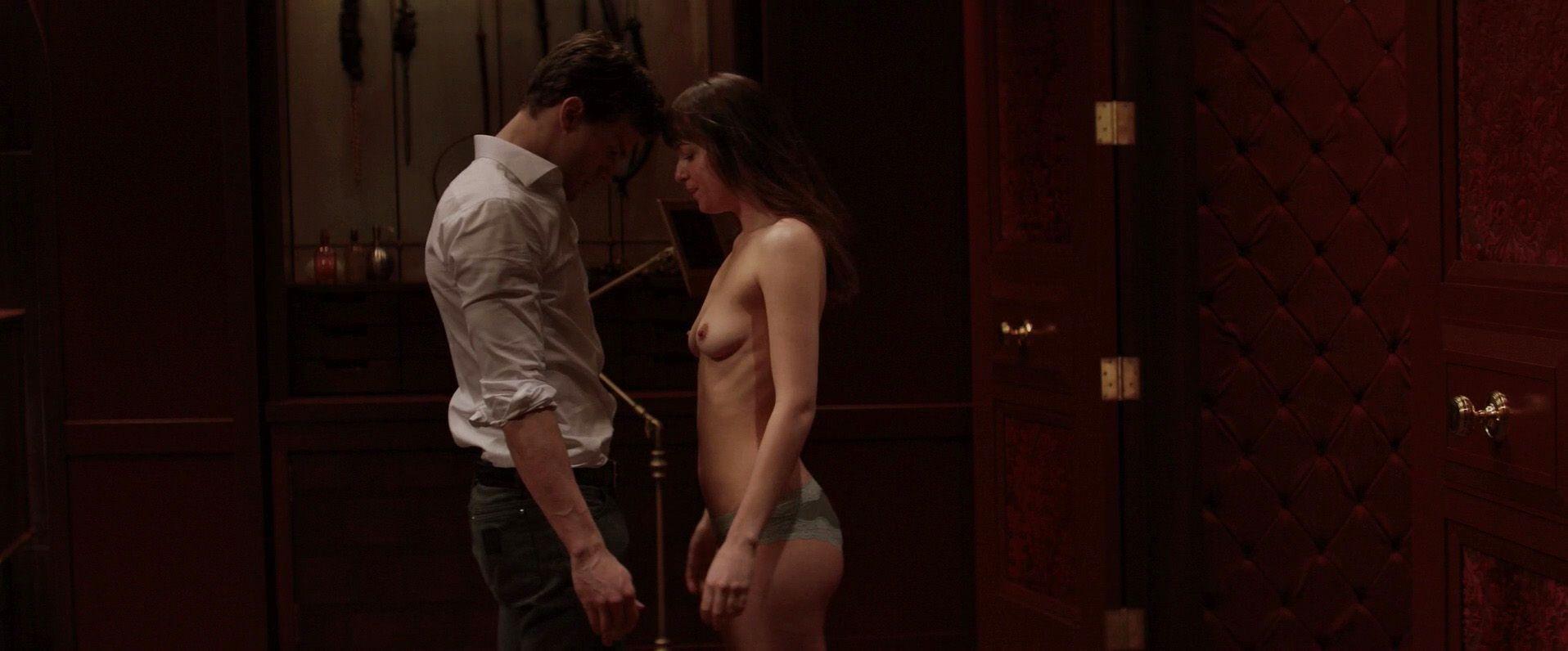 Dakota johnson photos nude naked