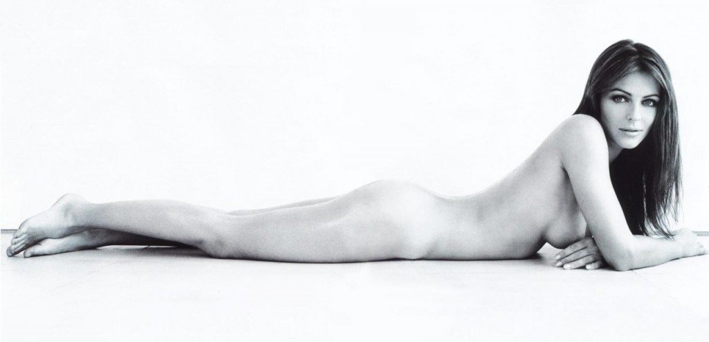Elizabeth Hurley Naked (24 Photos)
