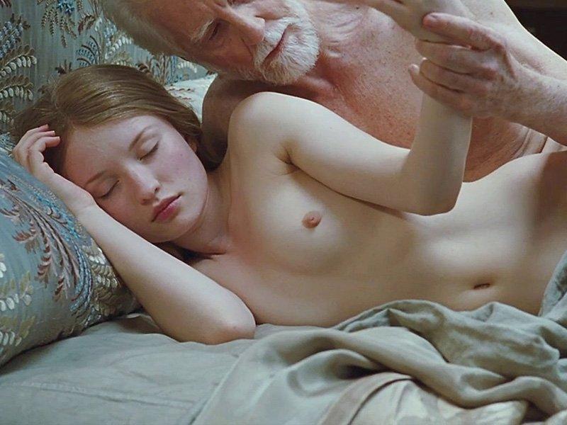 Emily Browning Naked Celebrity Nude Leaked