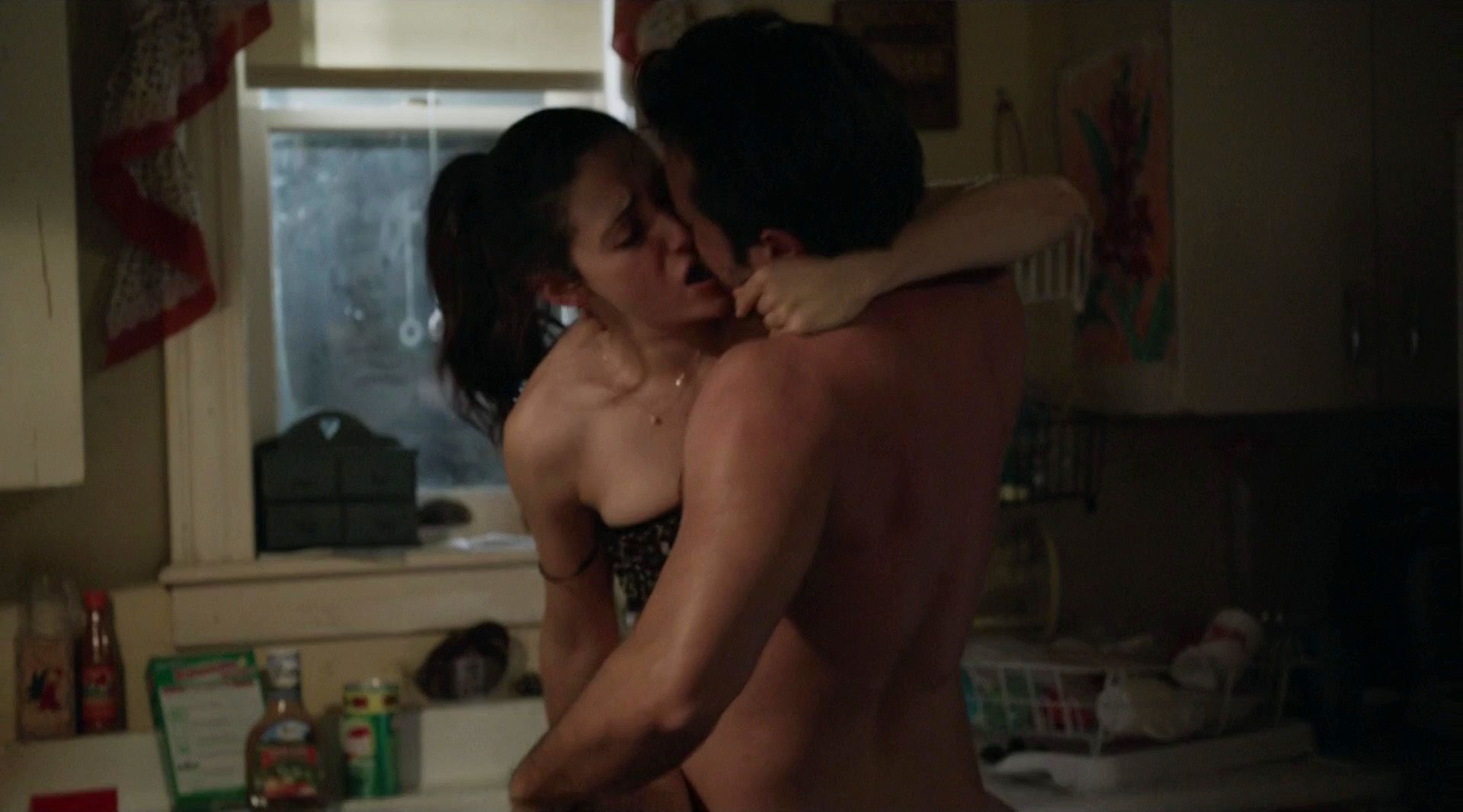 Emmy rossum sex clip dare