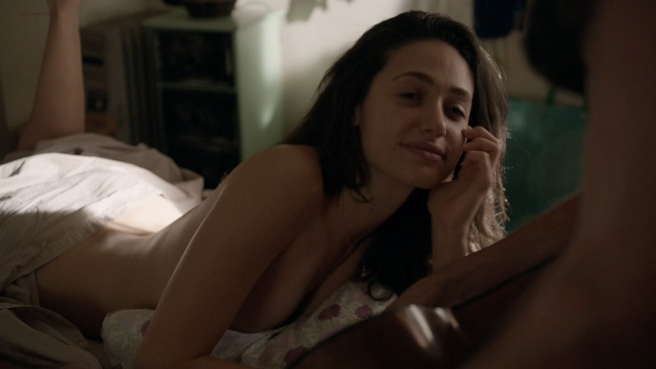 who was nudist in shameless