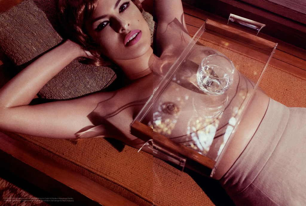 Eva mendes naked uncencored