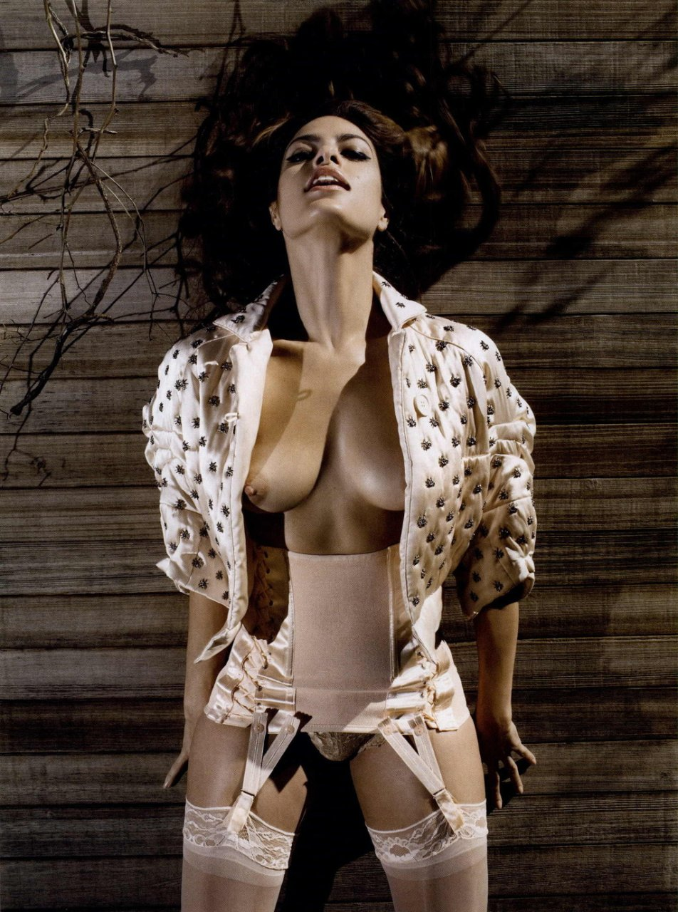 Eva mendes picture of her pussy naked variant possible