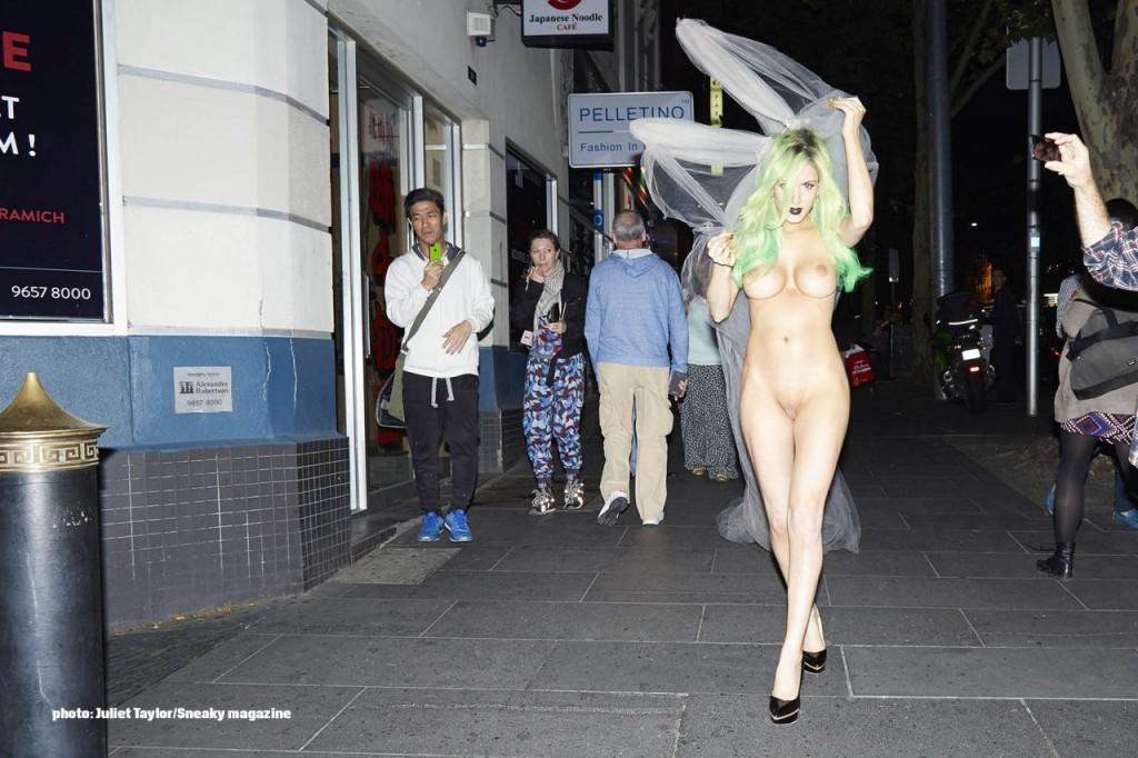 Gabi Grecko Naked (10 Photos)