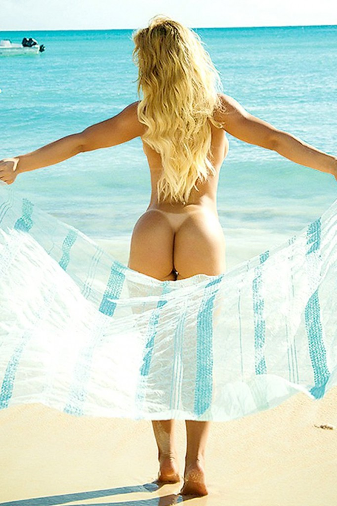 Indianara Carvalho Naked (12 Photos)