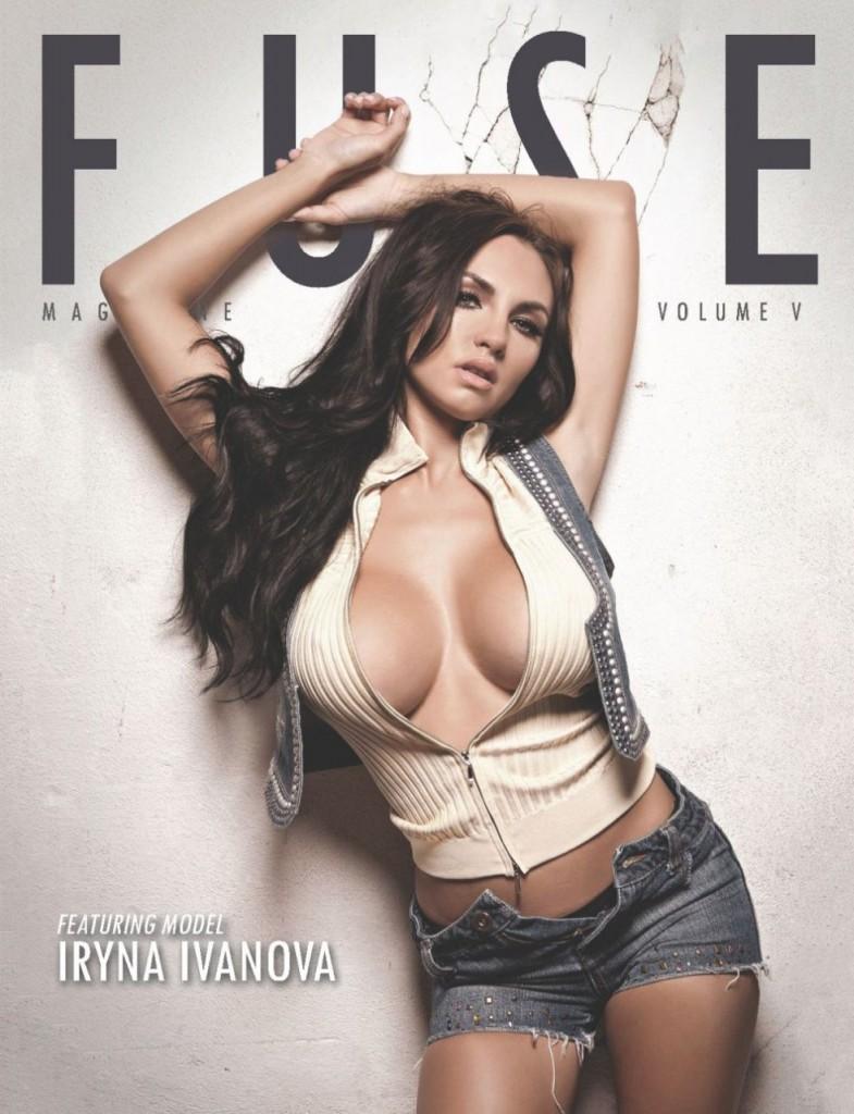Iryna Ivanova Topless (6 Photos)