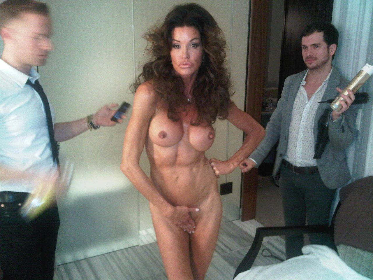 Plastic surgery milf auditions for tv show