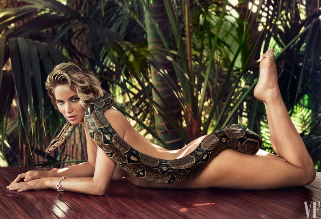 Jennifer Lawrence Naked (1 New Photo)
