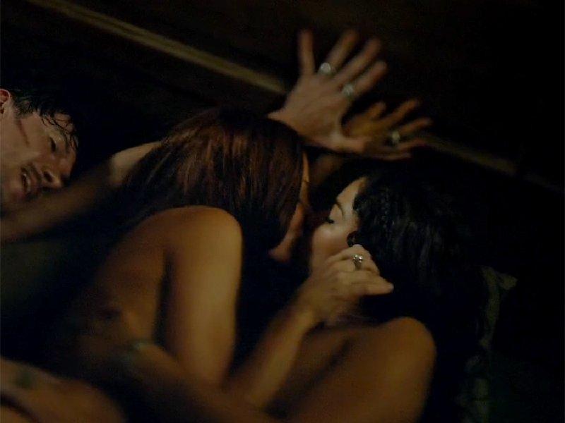 Jessica Parker Kennedy Naked 02