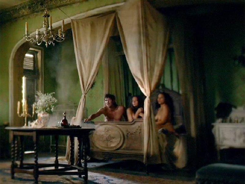 Jessica Parker Kennedy Naked 06