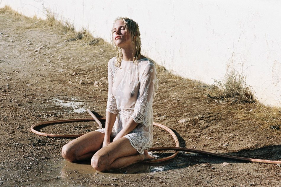 Julia Almendra Naked 10