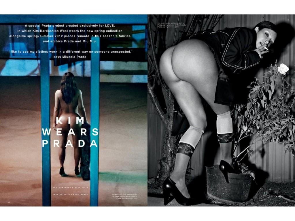 Kim Kardashian Naked: Pussy, Boobs, Booty (33 Photos!)