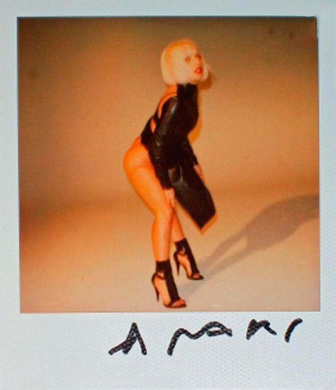 Lady Gaga Naked (15 Photos)