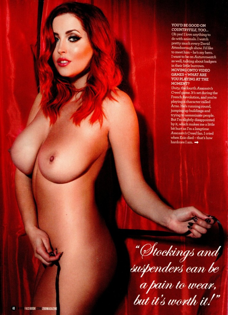 Lucy Collett Naked (15 Photos)