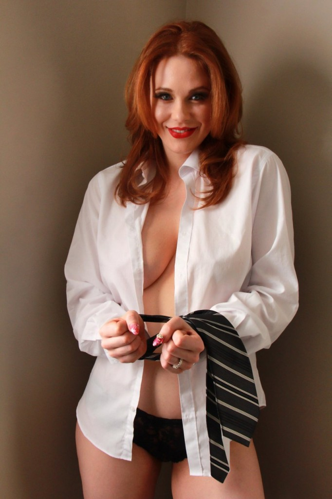 Maitland Ward Naked 015