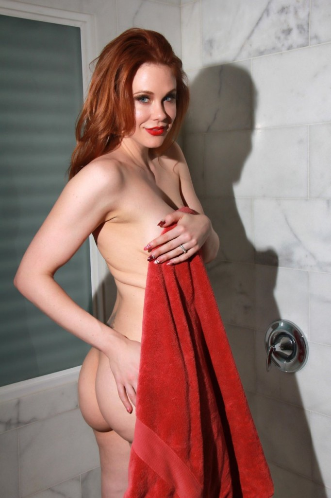 Maitland Ward Naked 039