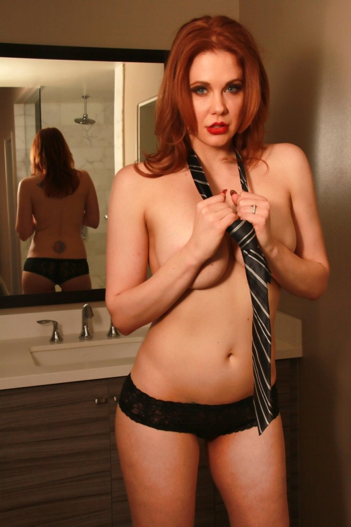 Maitland Ward Naked 077